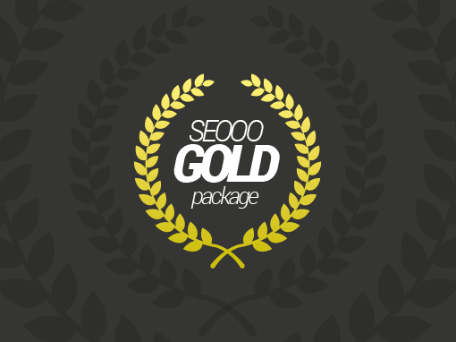 SEOOO gold package icon