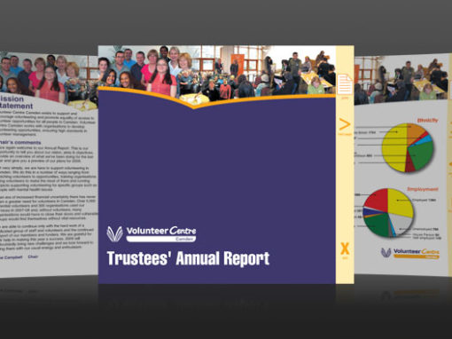 Camden Volunteers Trustees Annual Report
