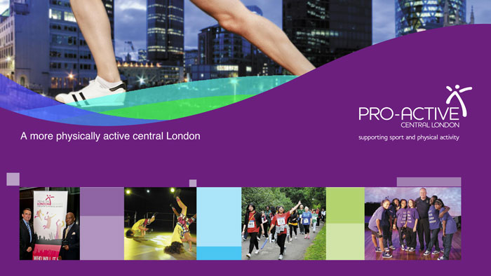 Pro-Active Central London - Front Cover