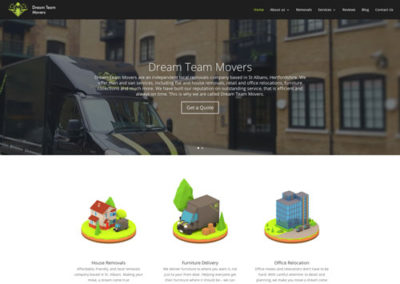 Dream Team Movers SEO