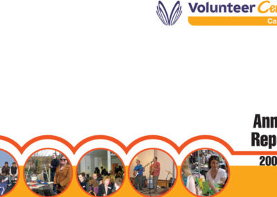 Camden Volunteer's Annual Report