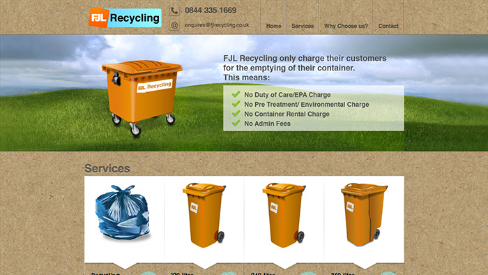 FJL recycling website