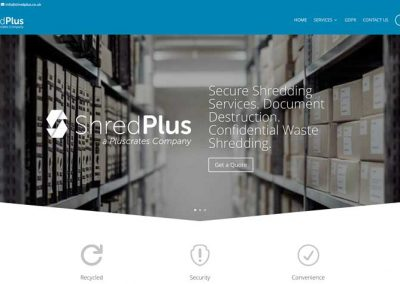 ShredPlus Secure Shredding Services