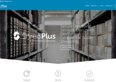 ShredPlus Secure Shredding Services